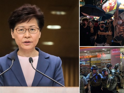 More protests planned in Hong Kong over extradition bill leader says is 'dead'