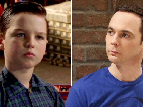 Young Sheldon star Iain Armitage reveals why he hasn't really watched any of The Big Bang Theory