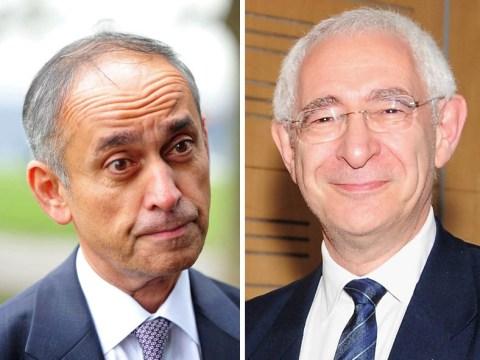 Three Labour peers resign over anti-Semitism row