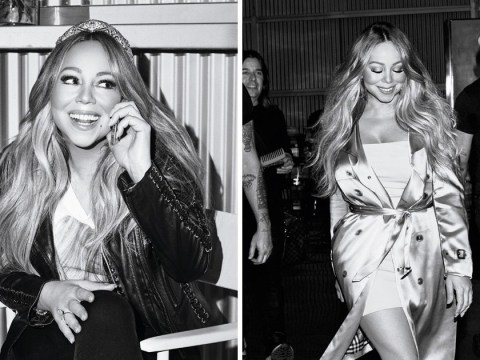 Mariah Carey thinks people should be 'over' her controversial New Year's Eve performance