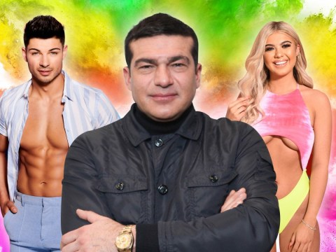 Belle Hassan's dad Tamer Hassan reveals his brutal plans for Anton Danyluk after Love Island