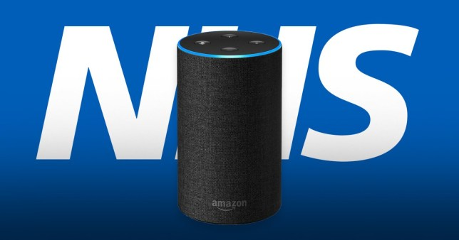 Alexa to give people health advice from the NHS