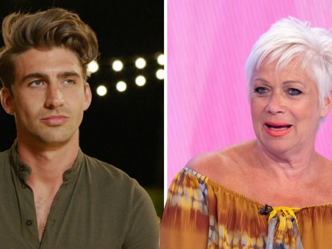 Denise Welch has priceless reaction to Chris Taylor's claim to fame on Love Island