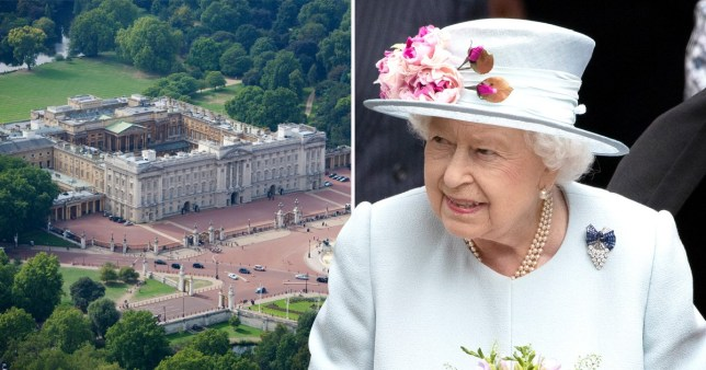 Intruder breaks into Buckingham Palace while the Queen sleeps ...
