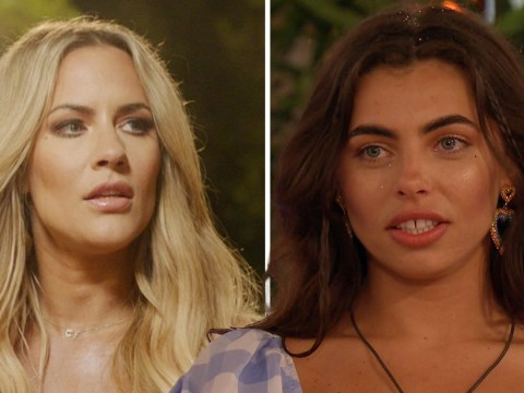Love Island star Francesca Allen called Caroline Flack a 'dirty paedophile' over Harry Styles romance