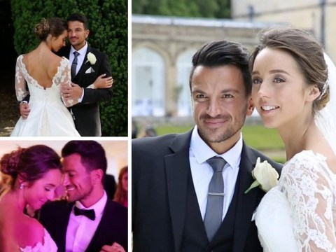 Peter Andre shares rare glimpse into stunning 2015 wedding to Emily Macdonagh