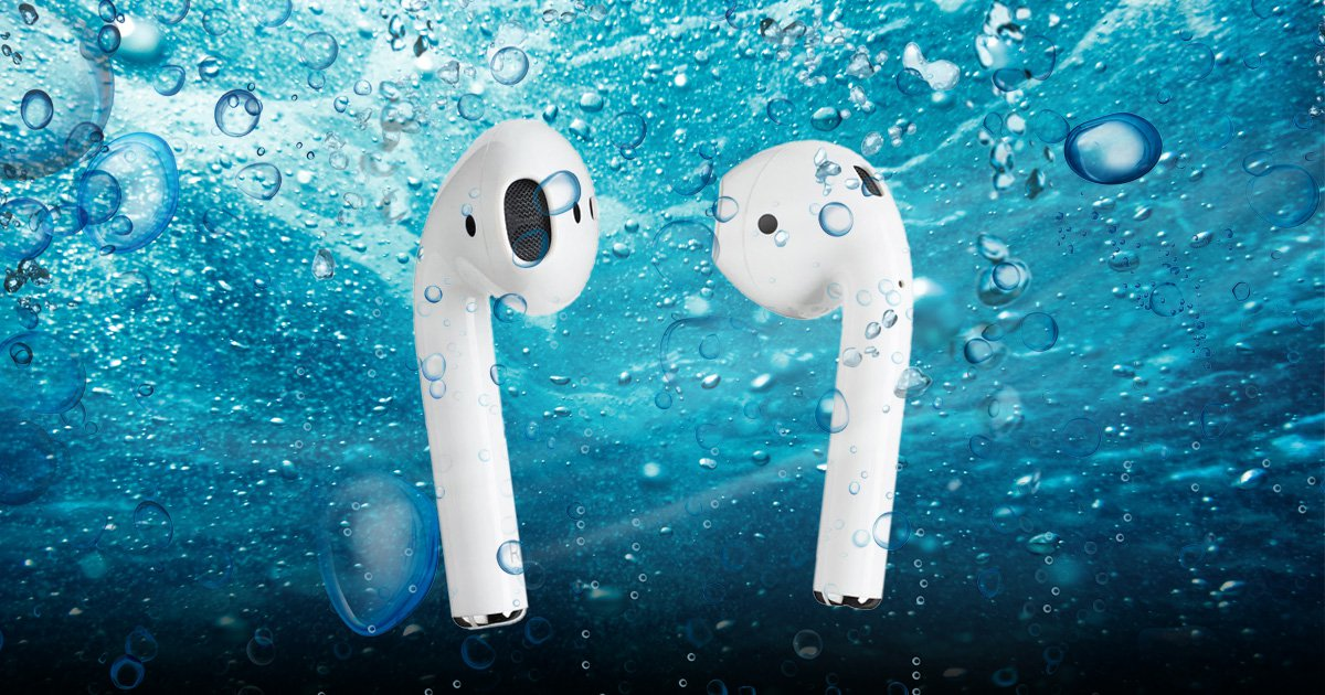 Will a AirPods 3 be totally waterproof? (Getty; Metro.co.uk)