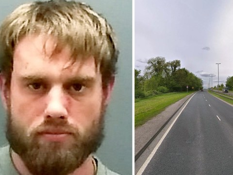 Drugged-up lorry driver jailed after falling asleep and smashing into school bus