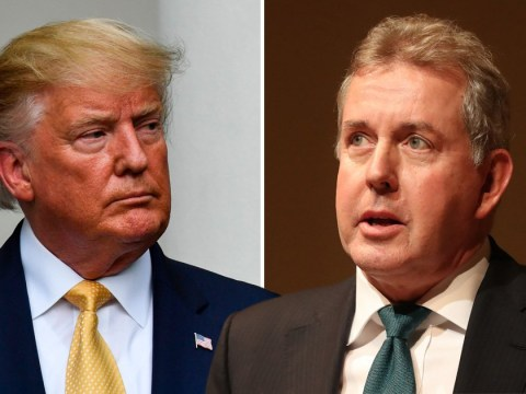Donald Trump emails sent by UK ambassador to US investigated by Met Police