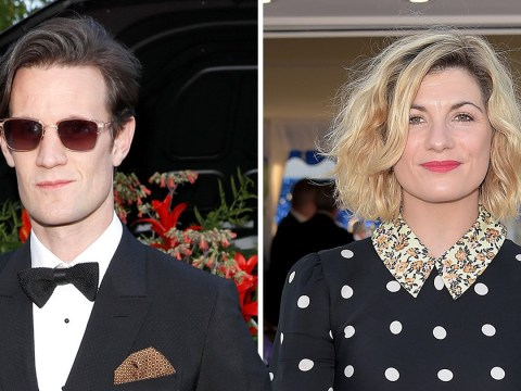 Time Lord overlord as Doctor Who's Jodie Whittaker and Matt Smith attend same festival