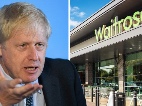 Boris Johnson pretends to be stunned that India doesn't have Waitrose