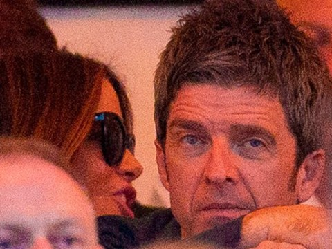 Kate Beckinsale and Noel Gallagher strike up unlikely friendship watching Bob Dylan at BST