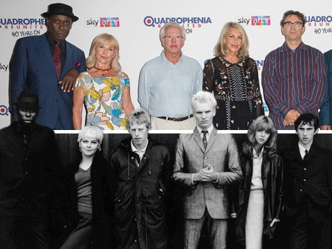 Quadrophenia cast spill BTS antics as they reunite to celebrate 40 years of cult film