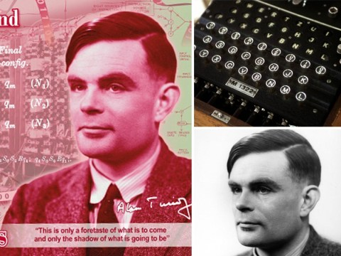 The new £50 Alan Turing banknote contains a secret message in binary code