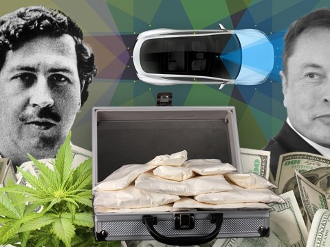 Drug smugglers are using Tesla's Autopilot to dodge the police, Pablo Escobar's brother claims