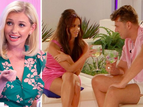 Amy Hart explains feud with Love Island rival Maura Higgins and it has nothing to do with Curtis Pritchard