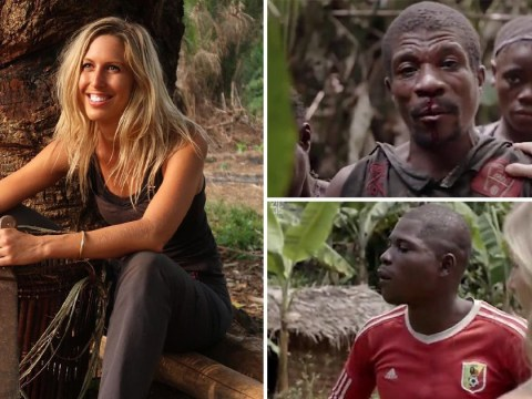 Violent tribal fight in Congo broken up by British documentary maker