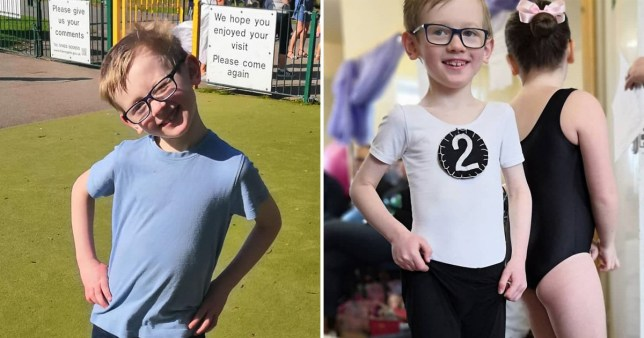 Boy, 7, told he can't join girl guides 'unless he identifies as a girl'