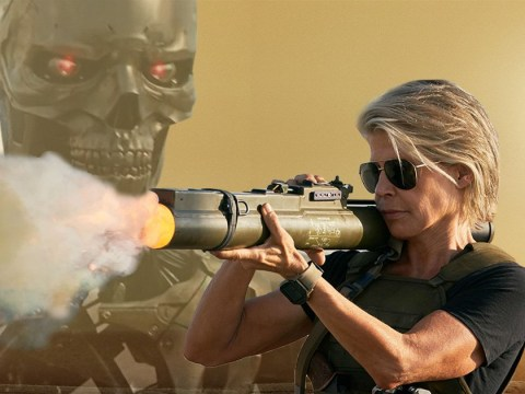 Linda Hamilton reveals why she's returning to Terminator sequel after nearly 30 years