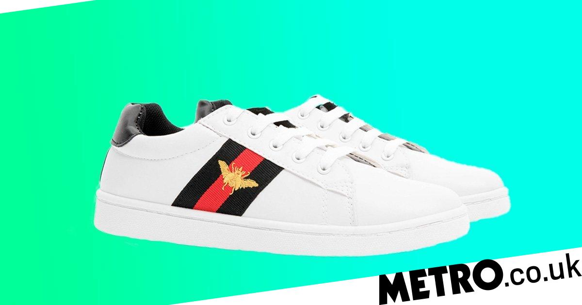 445 Gucci trainer dupe for