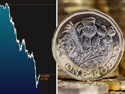 Brexit weakens pound to worst-performing major currency in the world