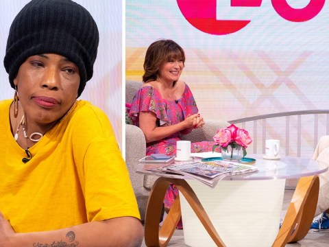 Macy Gray calls herself a vampire and claims she runs out of blood every few years in bizarre interview