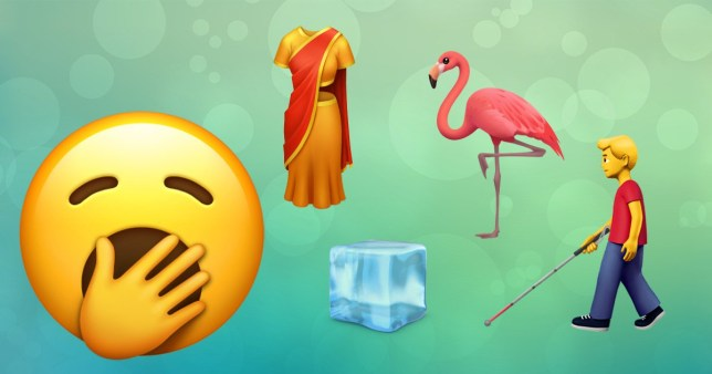 These are some of the new emojis coming to your iPhone later in 2019 (Apple)