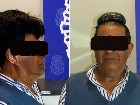 Man hides £27,000 worth of coke under his wig