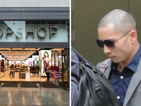 Accountant caught with 1,700 upskirt images after filming up woman's dress in Topshop