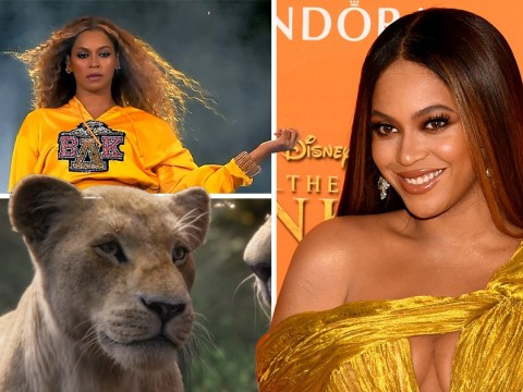 Beyonce is one step closer to an EGOT thanks to The Lion King and 4 Emmys nominations