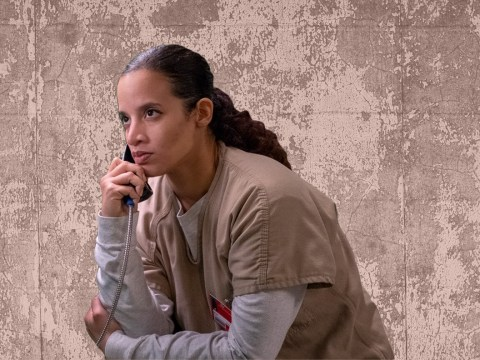 Orange Is The New Black's Daya 'goes out with a bang' in season 7 finale