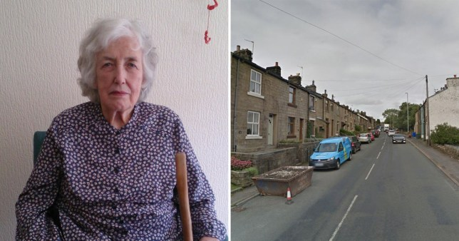 Elderly woman's 'whole life', including husband's ashes, packed into van - it was stolen by a callous thief