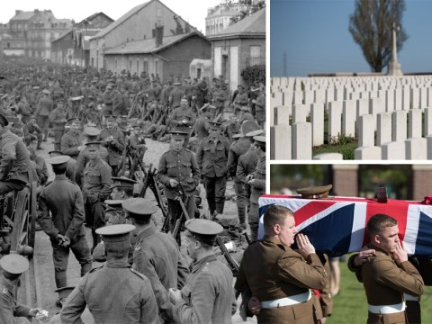 Hunt for relatives of WWI soldiers whose remains were found at Ypres