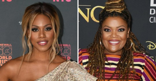 Laverne Cox and Yvette Nicole Brown join the cast of Dear White People