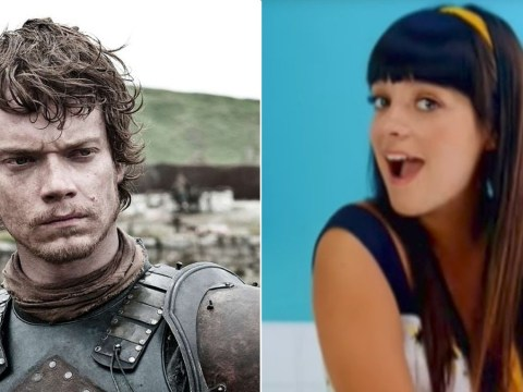 Fans are living for Emmy-nominated Alfie Allen's growth since being called 'lazy' and 'jobless' in Lily Allen's song