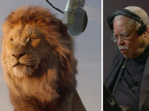 Who in the Lion King cast was also in the original movie?
