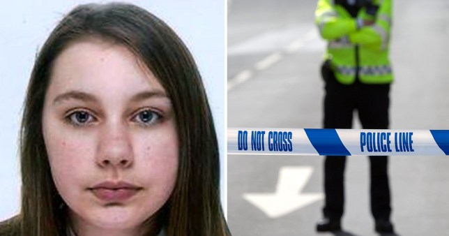 Kimberley Henry was located at a house in Hebburn (Picture: Northumbria Police)
