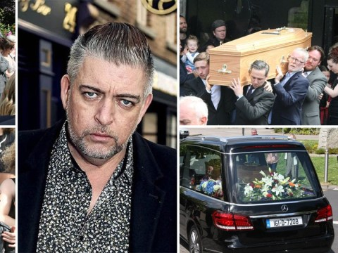 Peaky Blinders star Karl Shiels laid to rest at Dublin funeral after sudden death as Fair City pays tribute