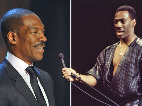 Eddie Murphy set to return to stand-up comedy with '£56 million' Netflix deal