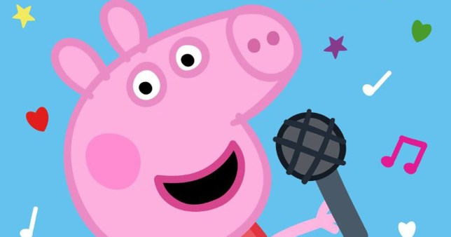 Peppa Pig Launches First Album And She Could Follow Baby Shark