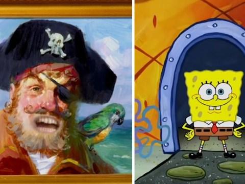 SpongeBob SquarePants creator cameos in every single episode since 1999 and you probably had no idea