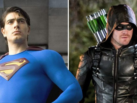 Arrow brings back Brandon Routh as Superman 12 years after he first wore iconic cape