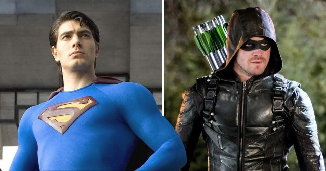 Brandon Routh will return as Superman in Arrow crossover