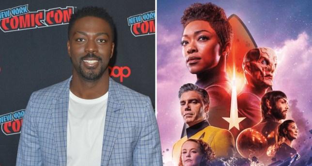 Caption: Star Trek Discovery 3 casts new lead star David Ajala