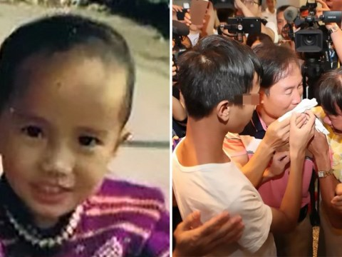 Missing child found 18 years after being kidnapped