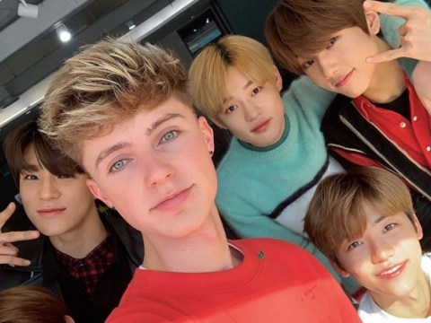 HRVY's missing his NCT Dream besties as he reminisces on Don't Need Your Love collab