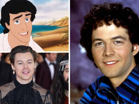 The Little Mermaid's original Eric backs Harry Styles for live-action reboot: 'It's great, he's a heartthrob'
