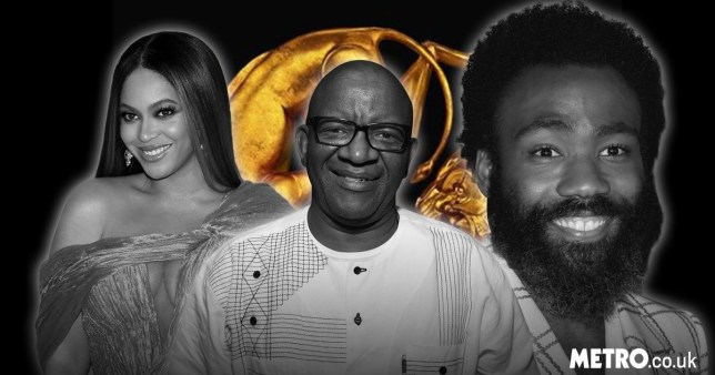 Lebo M, Beyonce and Donald Glover