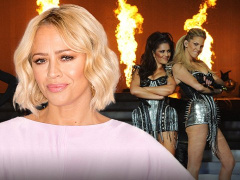 Kimberley Walsh splashes cold water on Girls Aloud reunion dreams: 'It's not on the cards'