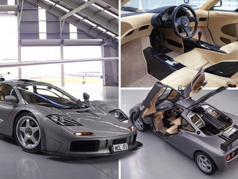 The rarest McLaren F1 car in the world is up for sale – but you'll need a spare £18.5 million to buy it